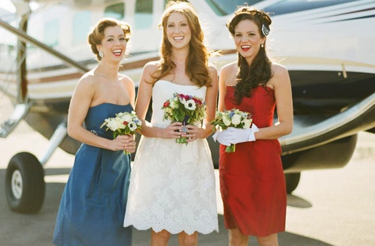 red-white-and-blue-wedding-inspiration-4th-of-july-weddings-bride-with-bridesmaids_original