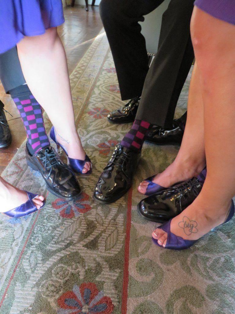 Fancy Socks Fancy Shoes!!!