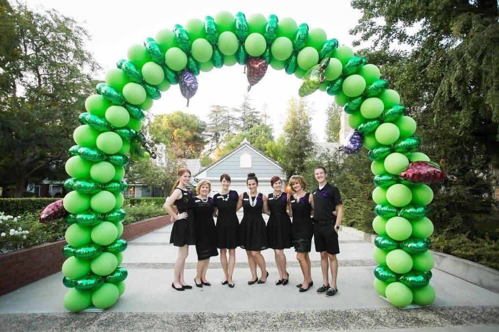 International Fruit Genetics Fairy Godmother Team