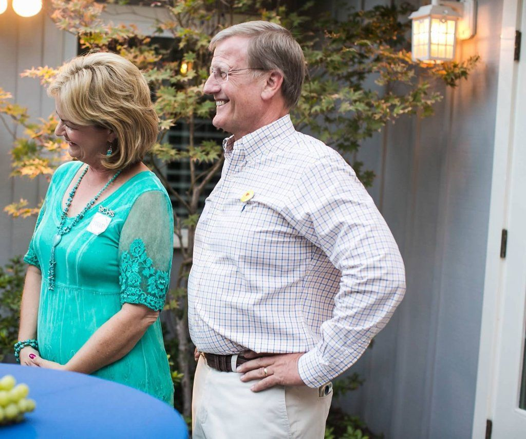 Jack and Carolyn Pandol