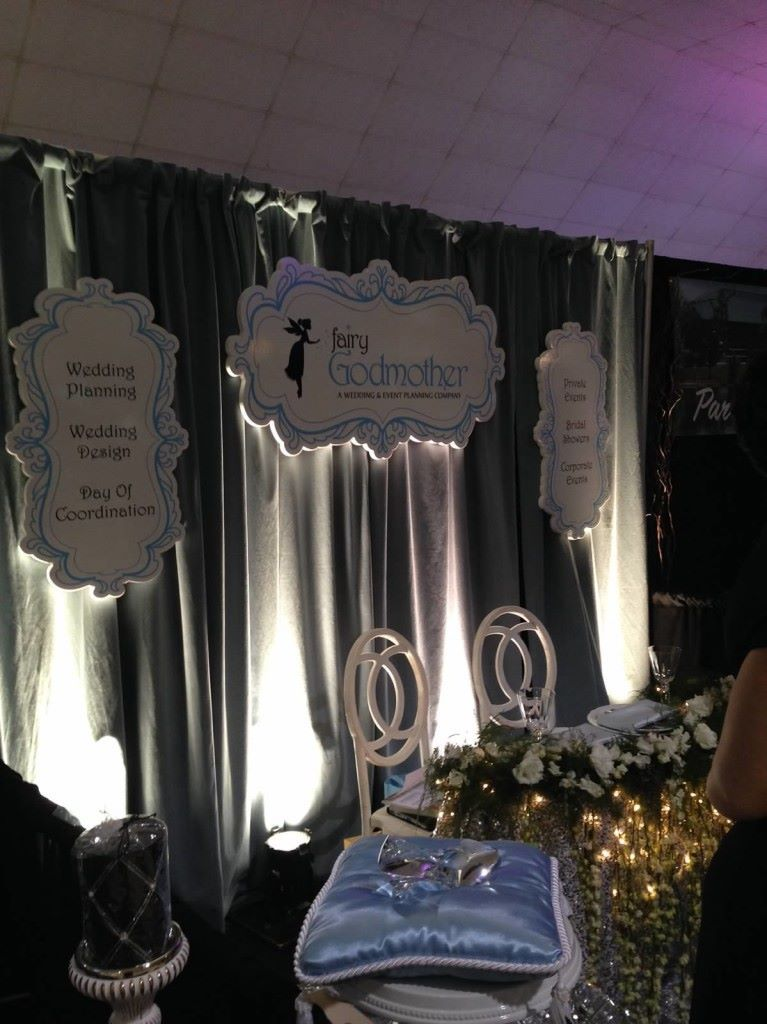 Fairy Godmother Bridal Booth