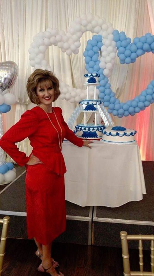 Fairy Godmother Colleen at the 2016 Fairy Godmother Foundation Murder Mystery Dinner