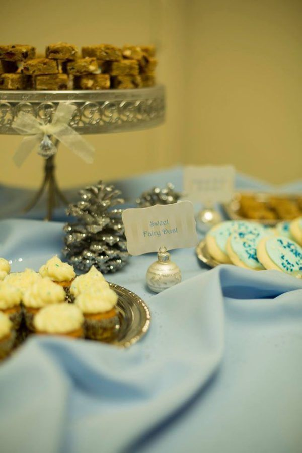 Fairy Godmother Open House Sweets