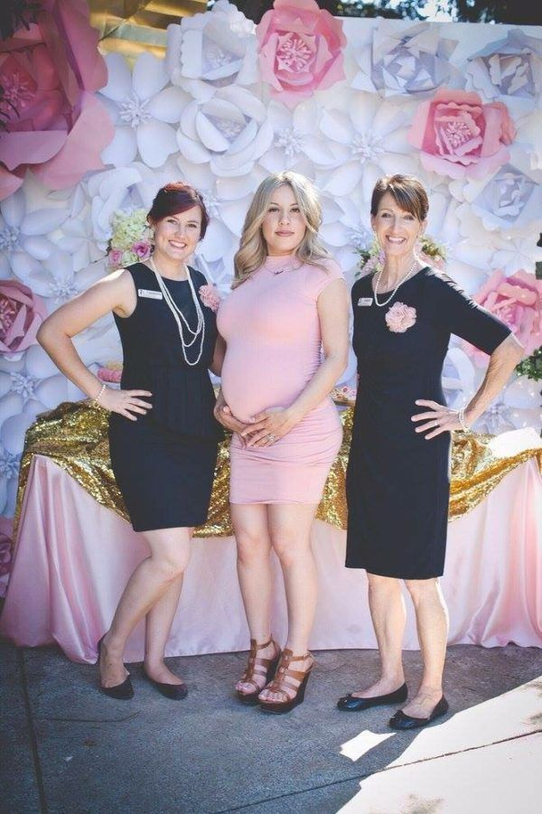 Fairy Godmother Baby Shower
