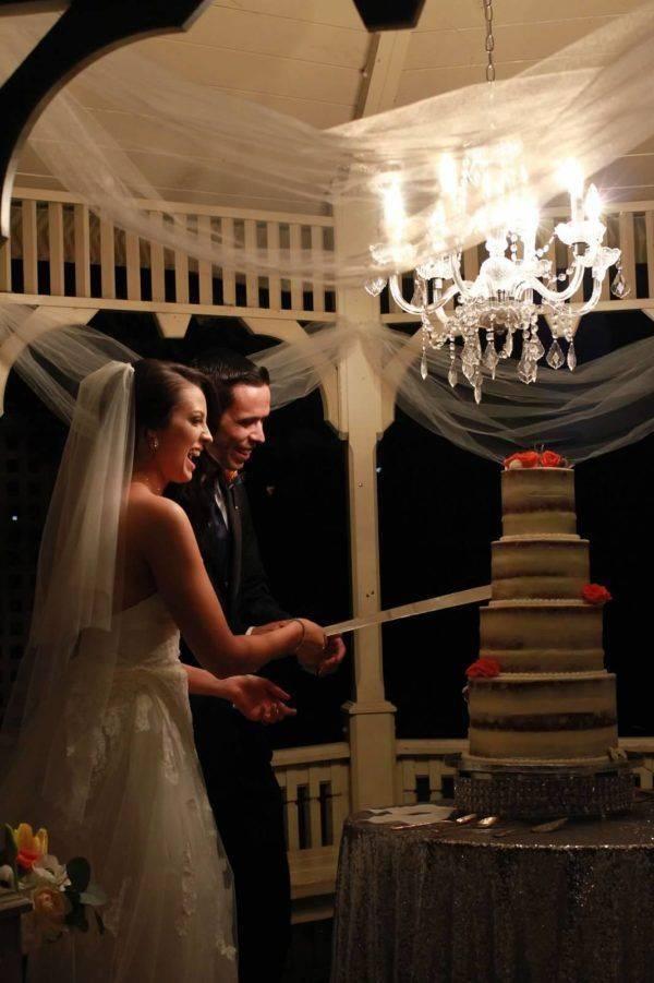 Derrick & Danika Fairy Godmother Wedding