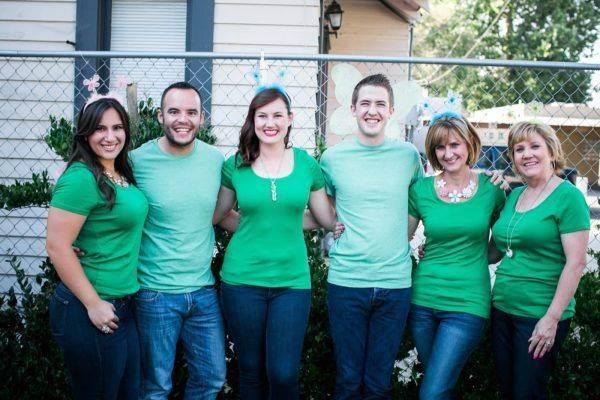 Fairy Godmother Team at the Fairy Godmother Foundation Fairy Garden Workshop