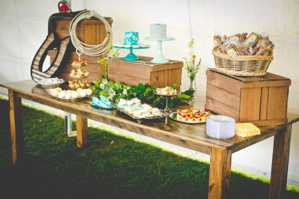 Fairy Godmother Sweets Table
