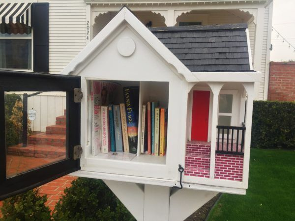 20th Street Cottage Free Little Library