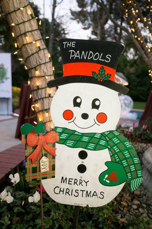 Pandol Annual Christmas Open House Fairy Godmother Design
