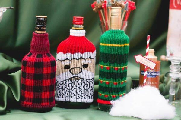 Freaker Koozies Pandol Christmas Party Fairy Godmother Design