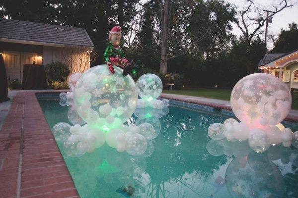 Paradise Balloon Design Pandol Christmas Party