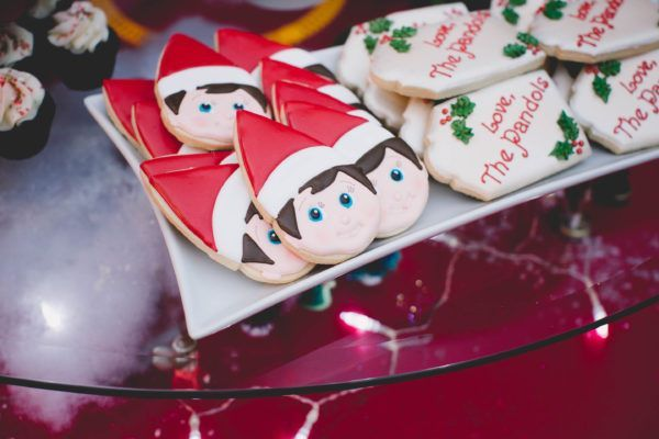 The Cookie Monger Pandol Christmas Open House Fairy Godmother Design
