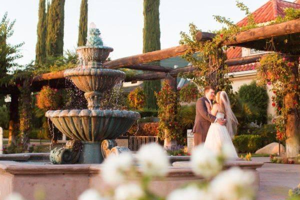 Fairy Godmother Wedding Jessica Fairchild Photography