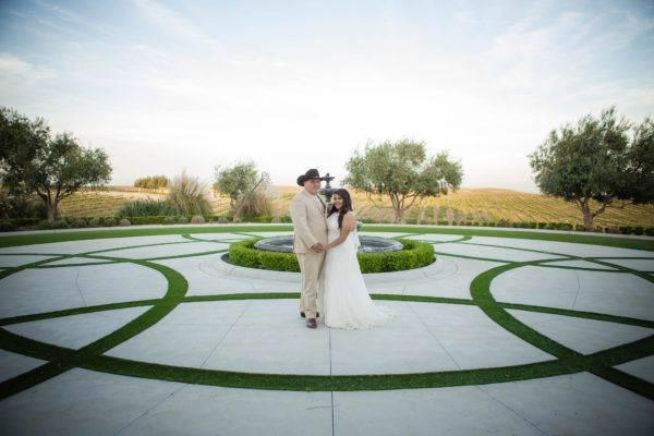 Serrano Fairy Godmother Wedding Left Coast By Design