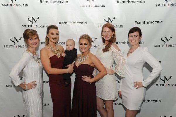 Fairy Godmother Smith McCain Launch