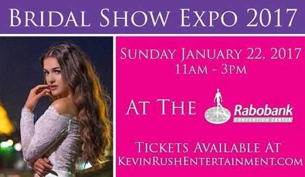 Kevin Rush Entertainment Bridal Expo
