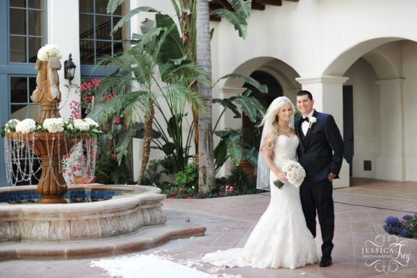Bakersfield Country Club Fairy Godmother Wedding Jessica Frey Photography