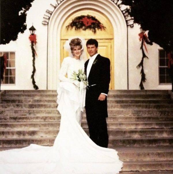 Original Fairy Godmother Wedding