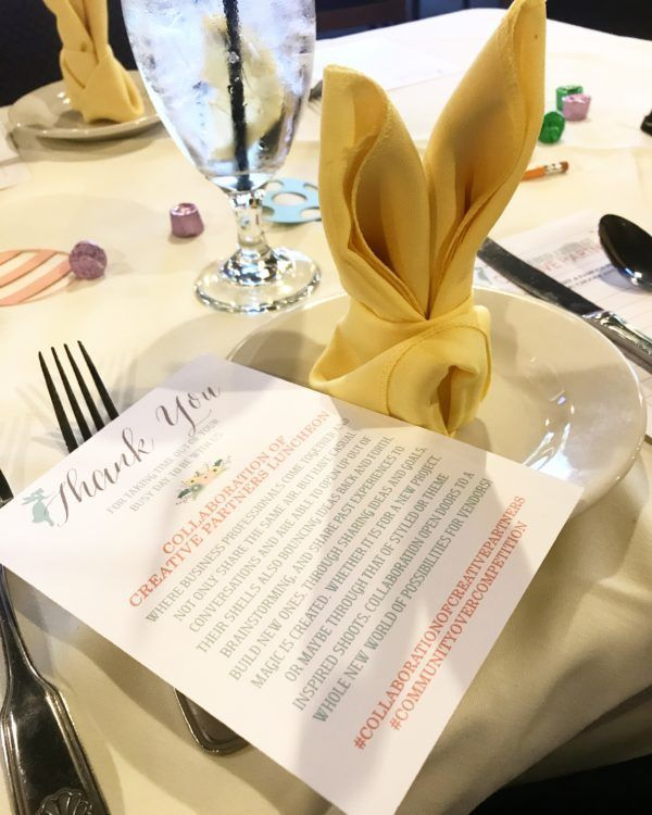 Fairy Godmother Collaboration of Creative Partners Luncheon