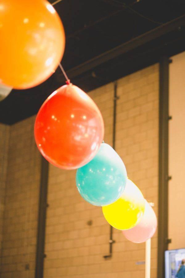 Paradise Balloon Design Walker Lewis Rents