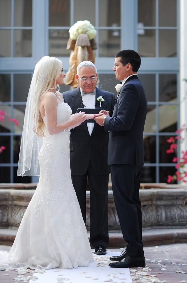 Perez Officiant Fairy Godmother Wedding