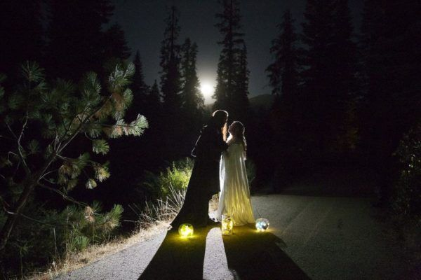 Fairy Godmother Lord of the Rings Wedding