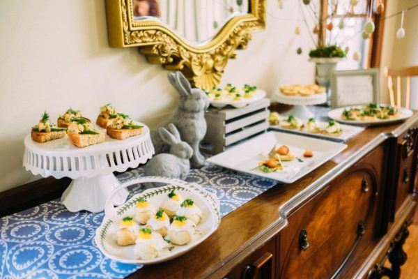 Fairy Godmother Easter Brunch by Tim Chong