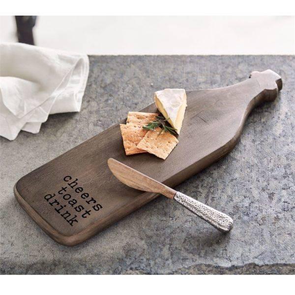 Mud Pie Cheese Board