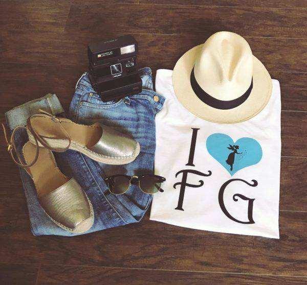 I Love FG Fairy Godmother Foundation Fundraiser