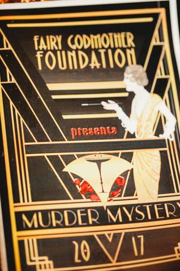 Fairy Godmother Foundation Murder Mystery