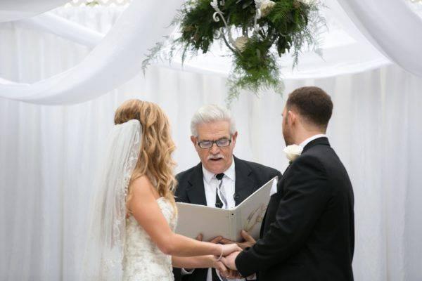Wagoner Officiant Fairy Godmother Wedding