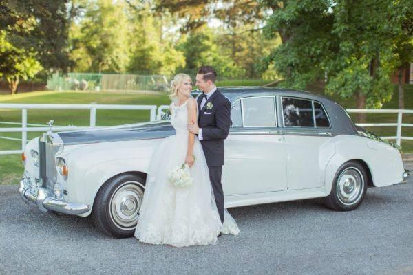 Traditional Fairy Godmother Wedding