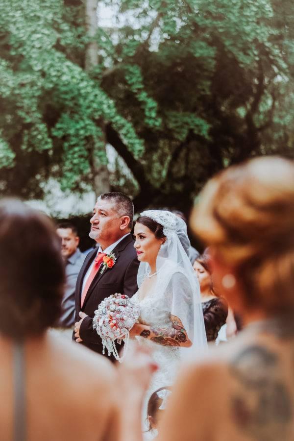 Fairy Godmother Gwen Corona Disney Wedding