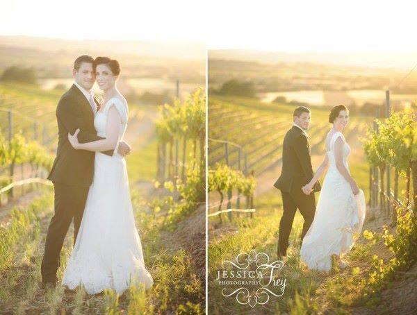 Courtney Ghilarducci Fairy Godmother Wedding