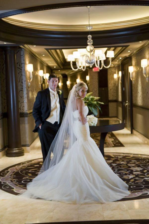 Fairy Godmother Bride Wedding Dress Style
