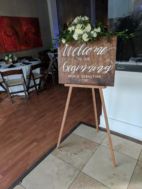 Belen & Sebastian Rodriguez Fairy Godmother Metro Gallery Wedding