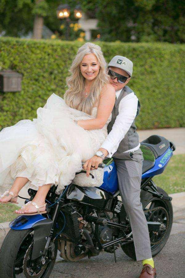 Hurst Fairy Godmother Wedding Boone & Stacie Weddings