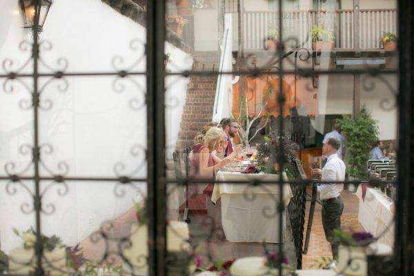 Fairy Godmother Historic Santa Barbara Courthouse Wedding