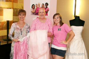 Brides Against Breast Cancer!