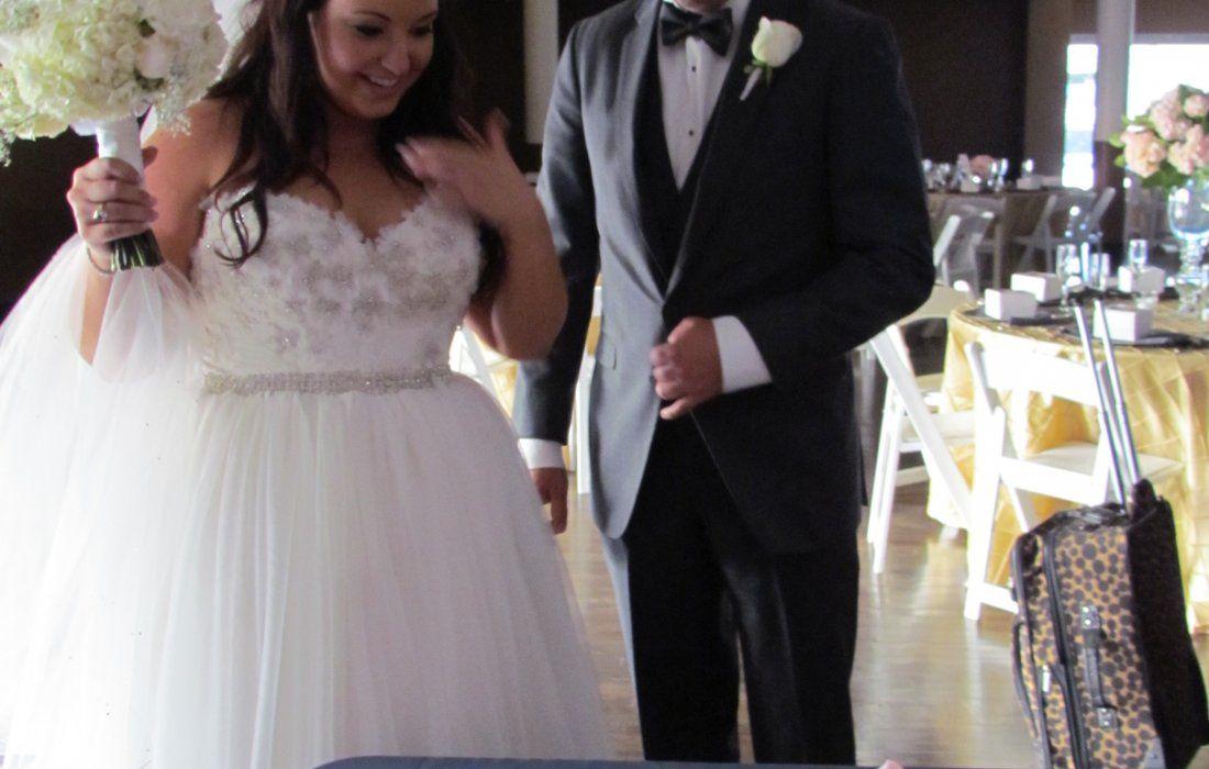 JC's Place Wedding