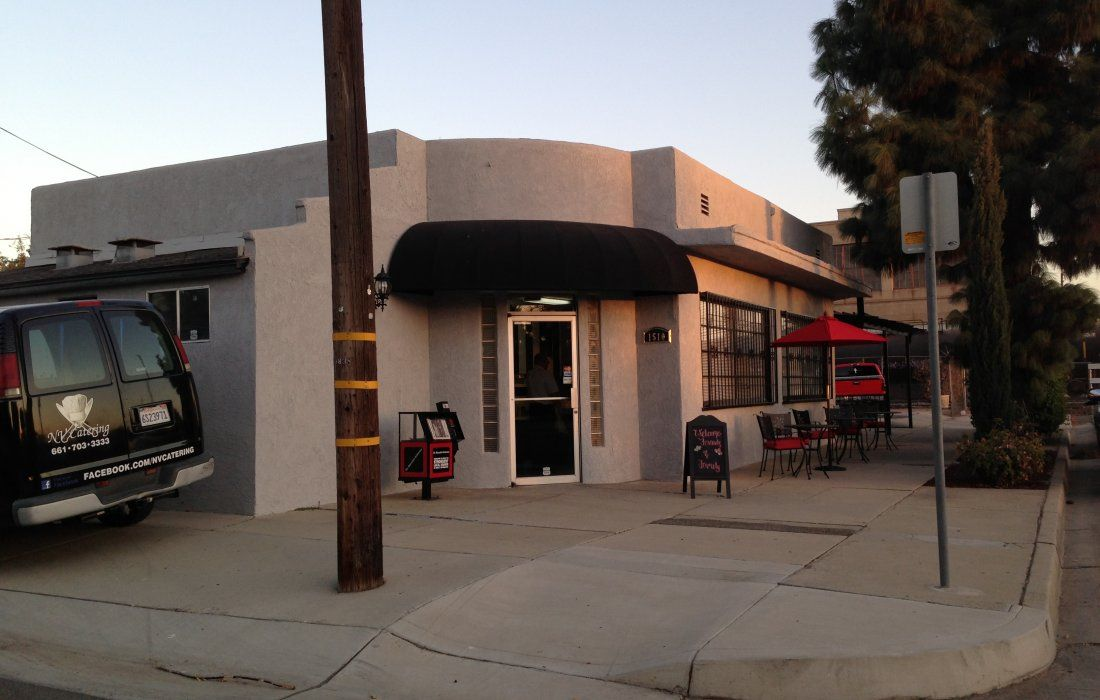 NV Catering Opens Nathan Vasquez