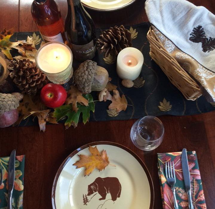 Thanksgiving Dinner-Let's take the stress out of planning it!