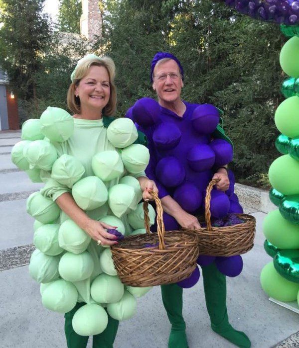 The Grapery International Fruit Genetics Dinner Event – Magical Monday