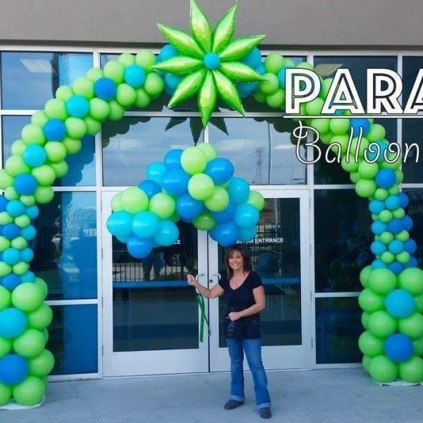 Paradise Balloon Design – Fairy Godmother Friendor