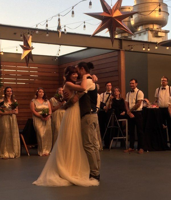 Don Draper Meets Gatsby Wedding – Magical Monday