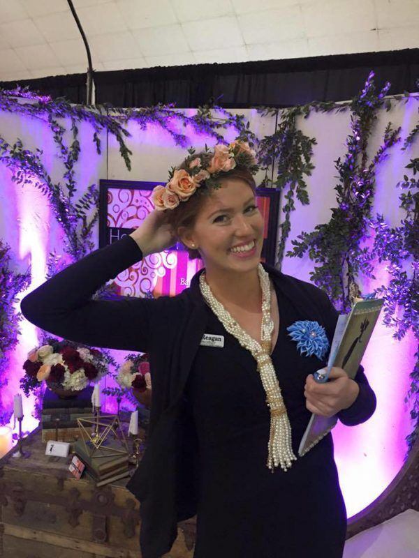 fairy godmother reagan kern county bridal show