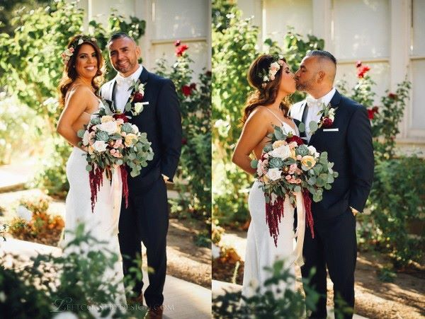 Kern County Museum Outdoor Wedding – Magical Monday
