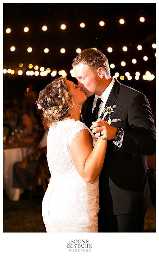 Magical moment captured by Boone & Stacie Weddings fairy godmother