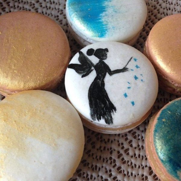 DeCoeur Bake Shop Fairy Godmother Macaroons