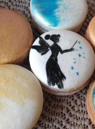 DeCoeur Bake Shop Fairy Godmother Macaroons
